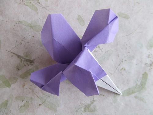 簡単 折り紙 折り紙 あやめ 折り方 : deutschlandhenomichi.cocolog-nifty.com